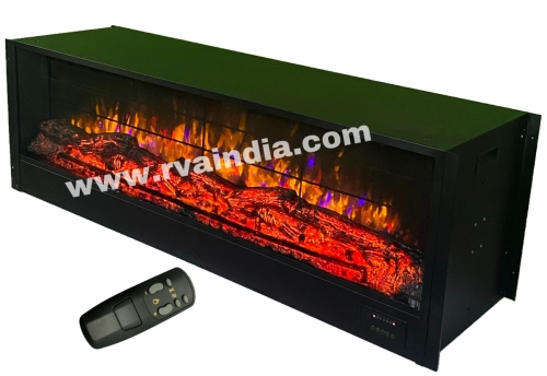 RVA Double sided fireplace 48 inches