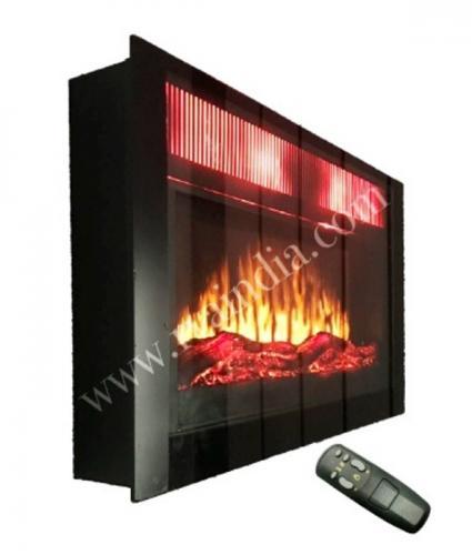 RVA Wall mounted fireplace