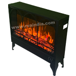 RVA Free standing fireplace 28 inches