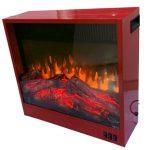 IMF-W-301-04GR , RVA Decorative Electric Fireplace, No heat